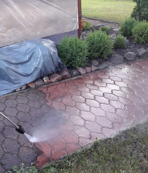usługi porządkowe w ogrodzie